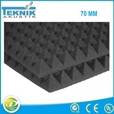 70mm-akustik-piramit-sunger-ses-izolasyon-sungeri