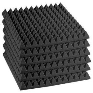 akustik-piramit-formlu-sunger-yanmaz-akustik-ses-kesici-sunger