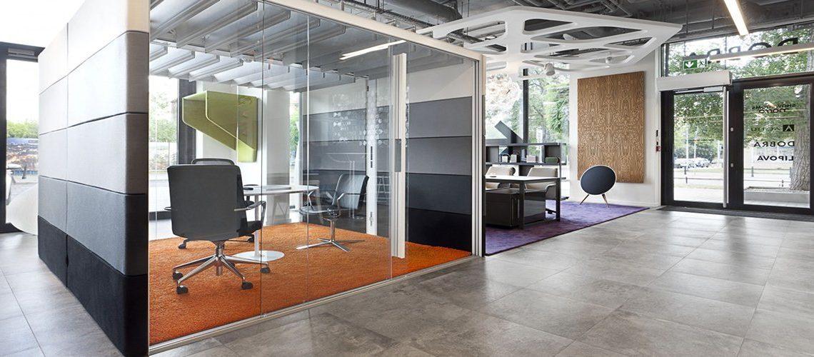 Ofis Toplantı Kabinleri