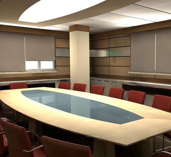 Toplantı Odası Ses Yalıtım